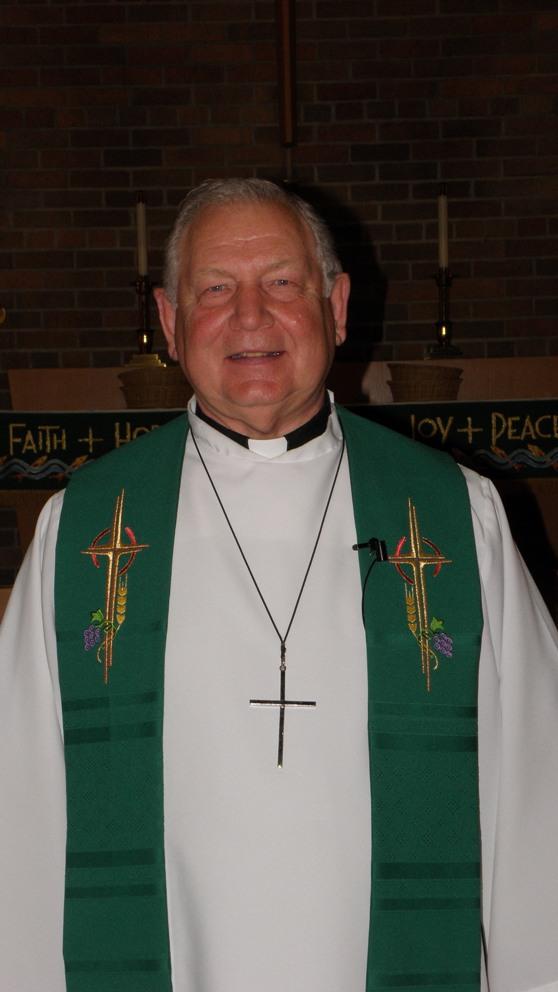 Pastor Baumgarn