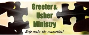 Greeter & Usher Training